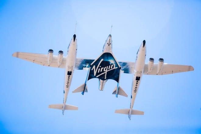 Penjualan Tiket Virgin Galactic Mulai Dibanderol Dari Rp 6 M