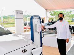 Pabrik Baterai Mobil Listrik Didirikan Di Karawang