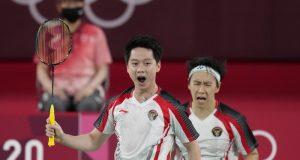 Tim Indonesia Raih Kemenangan Perdana Di Sudirman Cup 2021