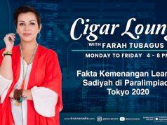 Cigar Lounge: Fakta Kemenangan Leani & Sadiyah Di Paralimpiade Tokyo 2020