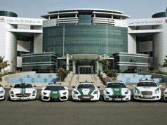 Alasan Kepolisian Di Dubai Dibekali Mobil Mewah