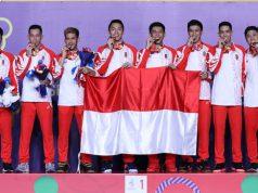 Daftar Lengkap Tim Indonesia Di Piala Thomas-Uber 2020