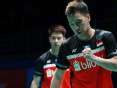 Indonesia Kalahkan Denmark & Berhak Menyandang Status Juara Grup C Sudirman Cup 2021