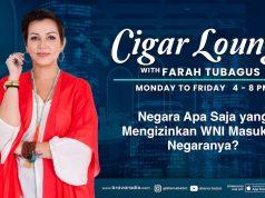 Cigar Lounge: Negara-Negara Ini Yang Menerima WNI Masuk Ke Wilayahnya
