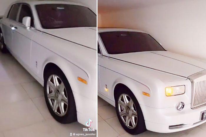 Pajak Tahunan Roll-Royce Phantom Bisa Untuk Membeli Satu Avanza Bekas