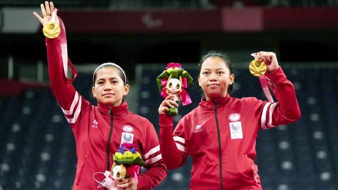 Atlet Paralimpiade Tokyo 2020 Terima Bonus Dari Pemerintah