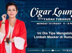 Cigar Lounge: Tips Mengelola Limbah Masker Di Rumah!
