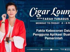 Cigar Lounge: Fakta Kebocoran Data Pengguna Aplikasi Buatan Pemerintah