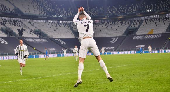 Ternyata Ini Asal Mula Selebrasi Ikonik 'Siuuu' Milik Cristiano Ronaldo