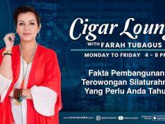 Cigar Lounge: Fakta Terowongan Silaturahmi Yang Wajib Anda Tahu!