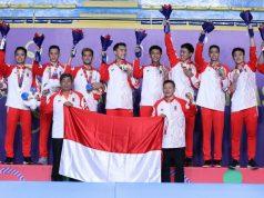 Kalahkan China, Indonesia Juara Thomas Cup 2020