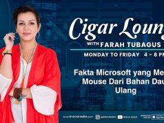 Cigar Lounge: Fakta Microsoft Yang Merilis Mouse Dari Bahan Daur Ulang