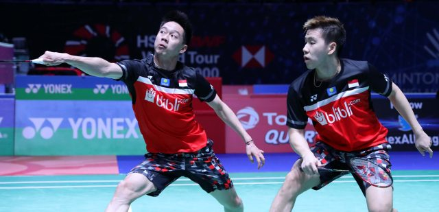 Indonesia Melawan Malaysia Di Perempatfinal Sudirman Cup 2021