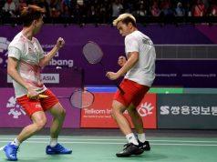 Tim Indonesia berhasil melangkah ke babak final Thomas Cup 2020 setelah menundukkan tuan rumah Denmark dengan skor 3-1. Di final, Indonesia sudah tunggu oleh sang juara bertahan China.