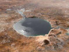 Kolam Air Ditemukan Di Planet Mars Oleh NASA, Ada Kehidupan?